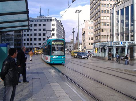 sparda bank augsburg city galerie file tram in frankfurt at banktower jpg wikimedia commons