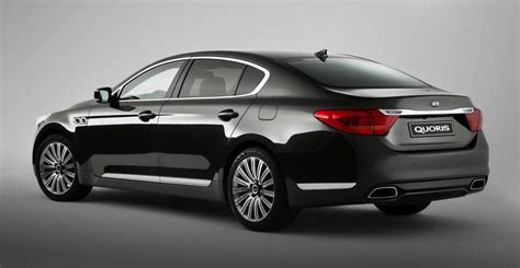 Quoris Kia Kia Quoris Luxury Sedan To Make Australian Debut Photos