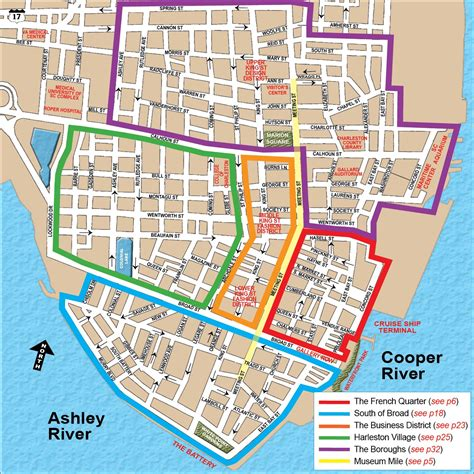places to stay in charleston sc historic district charleston sc district s neighborhoods map jpg 1500 215 1500