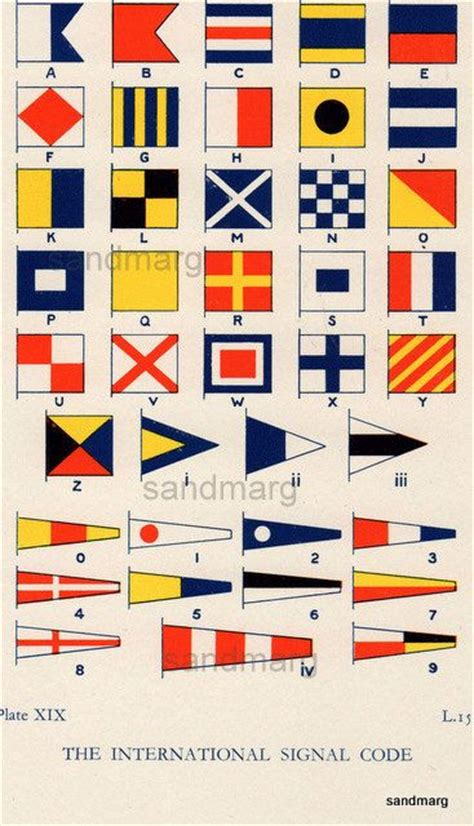 boat flags chart 25 best ideas about nautical flags on pinterest