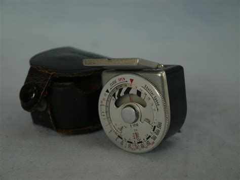 shoe light meter cased accessory shoe light meter 8 99