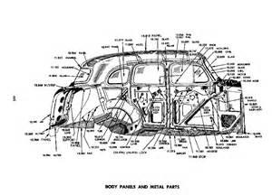 Chevrolet Parts 1929 1954 Chevrolet Master Parts Accessories Catalog