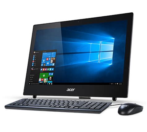 Laptop Acer Aspire Z1 aspire z1 desktops the all in one with all you need acer