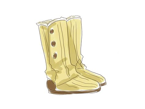 3 easy ways to clean ugg boots with pictures wikihow
