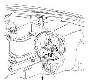 Vauxhall Astra Headlight Bulb Replacement Vauxhall Workshop Manuals Gt Astra J Gt Systems
