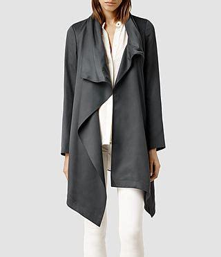 Coat Aiko Size L 5 6 Thn womens hyde monument coat black allsaints