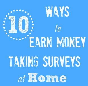 Earn Money Taking Surveys - 10 ways to earn money taking surveys archives cumming