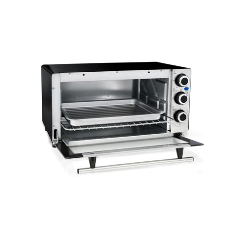 Home Depot Toaster Ovens 6 Slice Stainless Steel Countertop 4 Functions Convection
