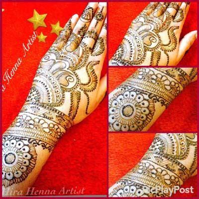 mehndi k design 2016 mehndi designs collection 2016 for bridal fashionip