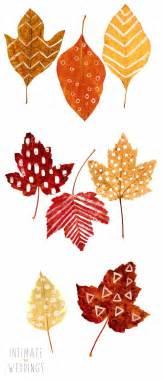 Barn Yarn Free Download Diy Printable Autumn Leaves Pinkous