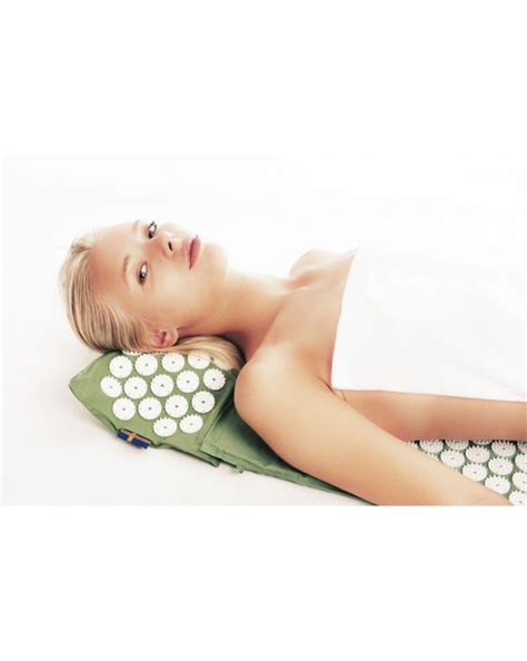 cuscino cervicale mysa il pi 249 lungo tappetino per agopressione al mondo combina