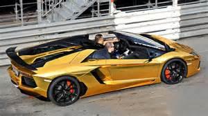 Golden Lamborghini Image Gallery 2016 Lamborghini Gold