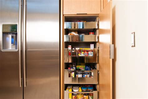 Build A Pantry In Your Kitchen by Robbygurls Creations Diy Pantry Door Spice Racks