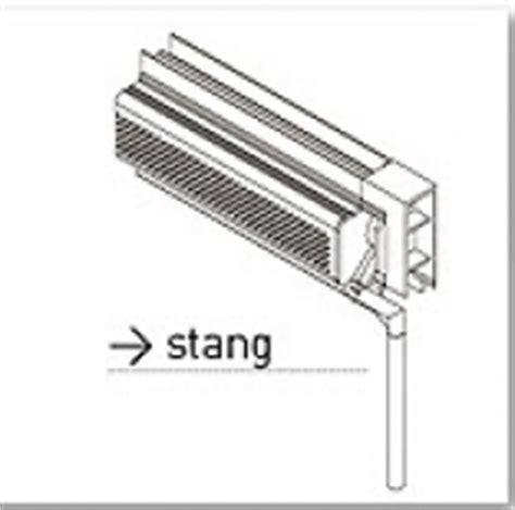 Stang Setir Zr specials www raamventilatieroosters nl