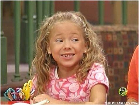 childstarletscom childstarletscom childyoung julia nicholson kayla levels quot barney friends quot child