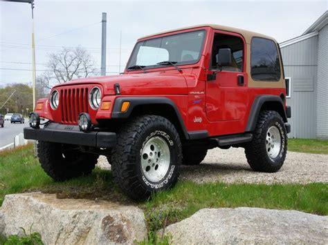 jeep wrangler sport cape   cars  england  car dealership capecodcarcom