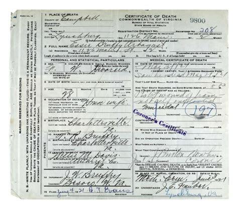 Virginia Divorce Records City Cemetery Virginia Vital Records Now Available