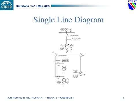 4 best images of power one line diagram symbols single