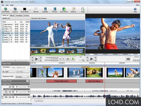 video editing software free download full version for mobile videopad video editor full version download