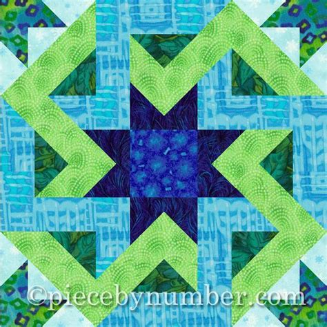 Free Paper Pieced Quilt Patterns by Octagonia Paper By Piecebynumber Quilting Pattern