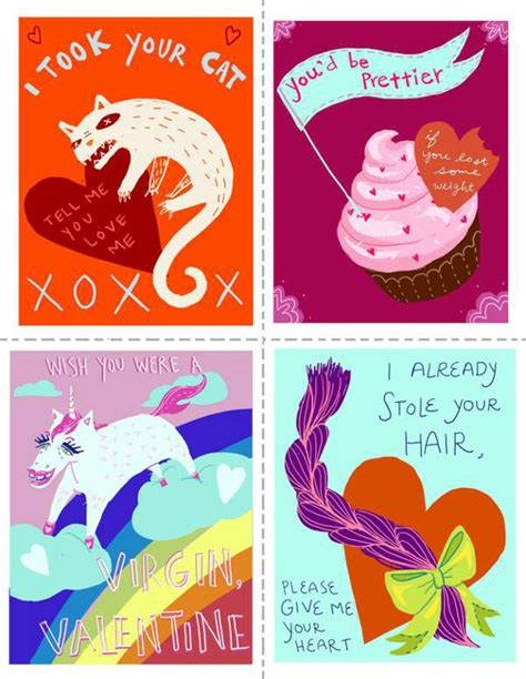 rude valentines pics my feelings they re hurt bad valentines things