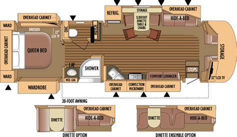 rialta rv floor plans rialta rv sunshine state rvs