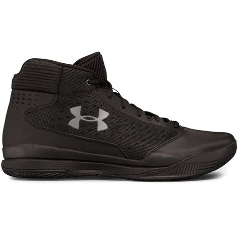 armour shoes armour men s ua jet 2017 basketball shoes black