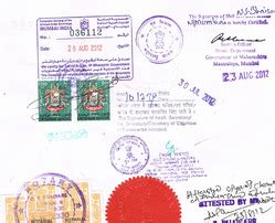 Mofa Qatar Attestation Charges by Educational Certificate Attestation In India