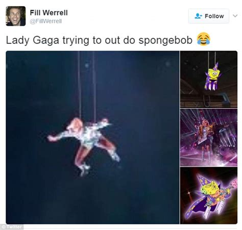 Gaga Meme - lady gaga s super bowl performance subject of many memes