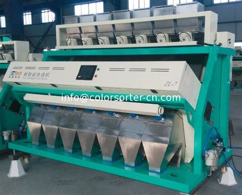 rice color sorter rice color sorter machine that remove discolor rice and