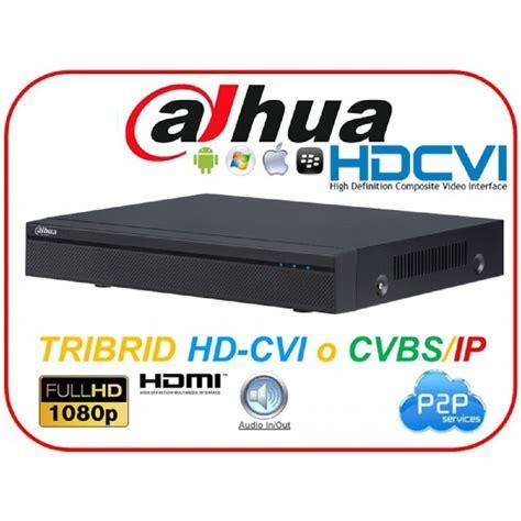 Dahua Hcvr5104h S2 Dvr dvr hdcvi 4ch tri ibrido hdcvi analog ip 720p 1080p
