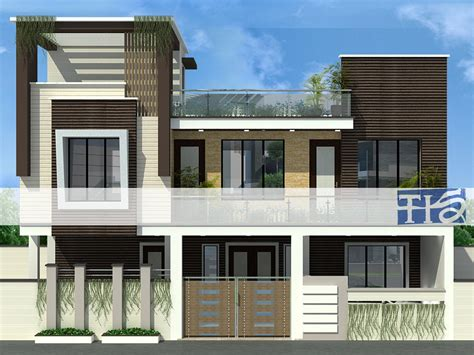 Home Exterior Design Services | 3d home exterior design gallery including services in