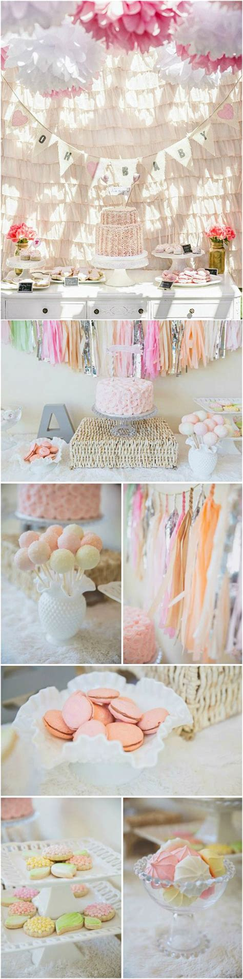 Pastel Baby Shower Decorations by Baby Shower Pastel Decorations Baby Shower Ideas