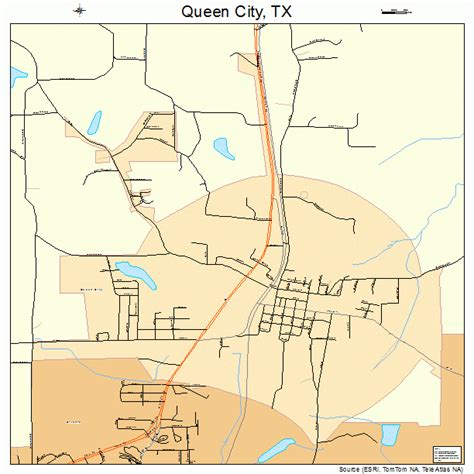 city texas map city texas map 4860080