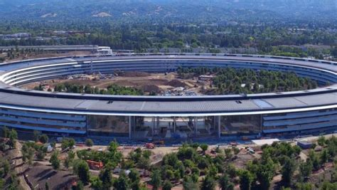 apple sede apple park la nueva sede gigante tecnol 243 gico y 250 ltimo