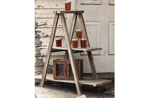 wooden a frame shelf special occasions