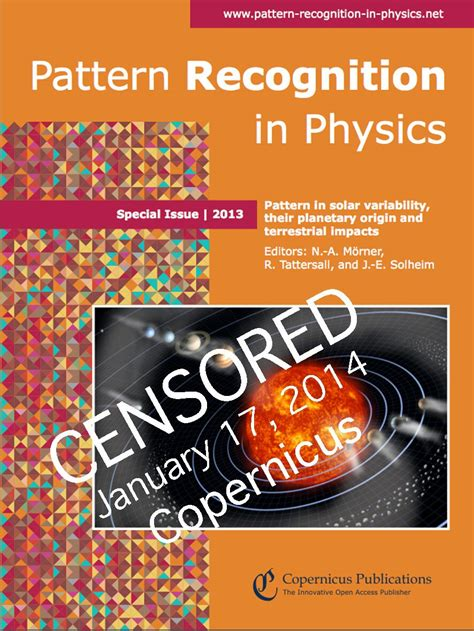 pattern recognition book summary breaking pattern recognition in physics axed by