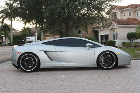 silver lamborghini gallardo 187 silver gallardo exotic car search