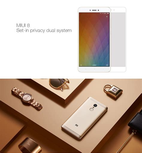 Xiaomi Note 4x Ram 3 Gb Rom 16 Gb Gold Berkualitas package xiaomi redmi note 4x 3g ram 32gb rom smartphone sliver gray