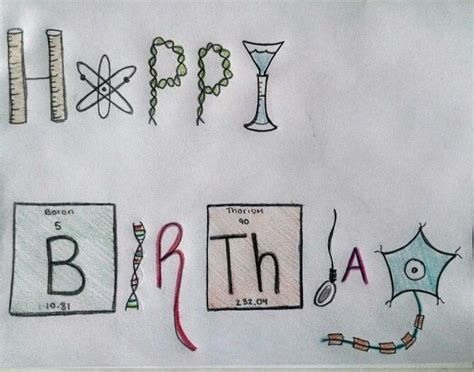 Scientific Happy Birthday Wishes Birthday Card For A Science Nerd Dna Pinterest