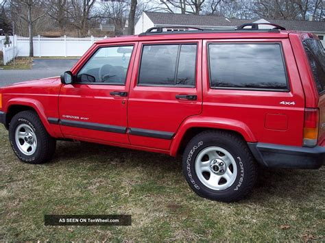 cherokee jeep 2001 2001 jeep cherokee sport pictures to pin on pinterest