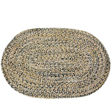 braided rugs oval braided rug oval rug agri supply
