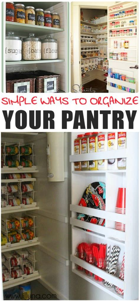 awesome tips and tricks for small pantry organization 17 best images about pantry organisation on pinterest