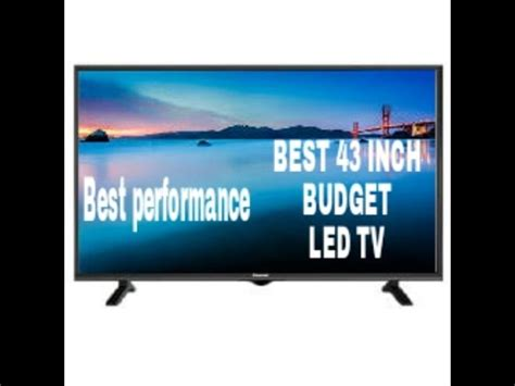 Tv Panasonic D305 43 Inch best led tv 43 inches bugdet hd led tv 35 k