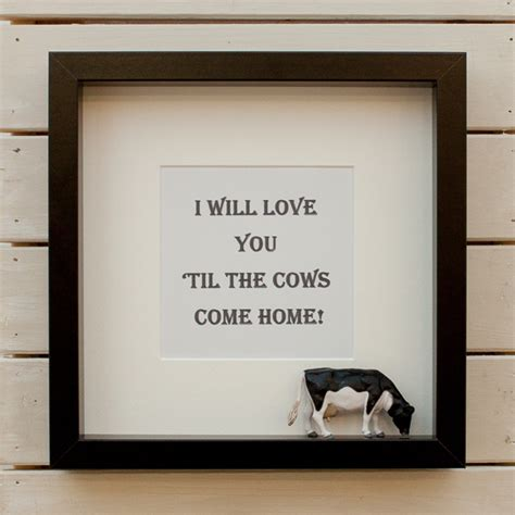 til the cows come home s kreations