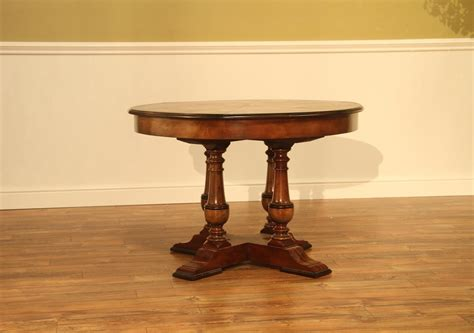 56 dining table small walnut jupe table 45 to 56 inch to