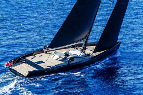 sailing boat used 2009 wally w130 sail new and used boats for sale www