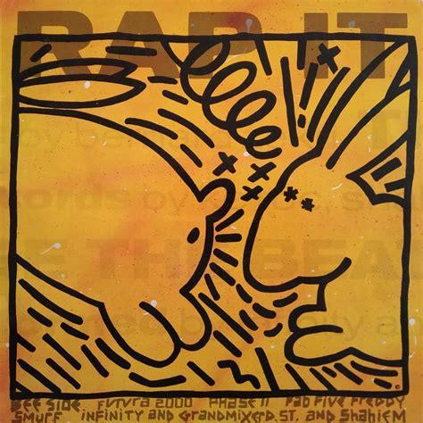 artiste futura keith haring futura 2000 rap it