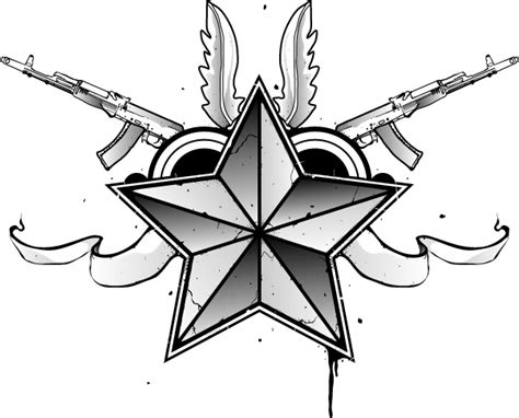 star pattern tattoo designs designs 3 jpg