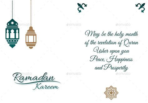 eid cards templates free ramadan kareem greeting card by owpictures graphicriver